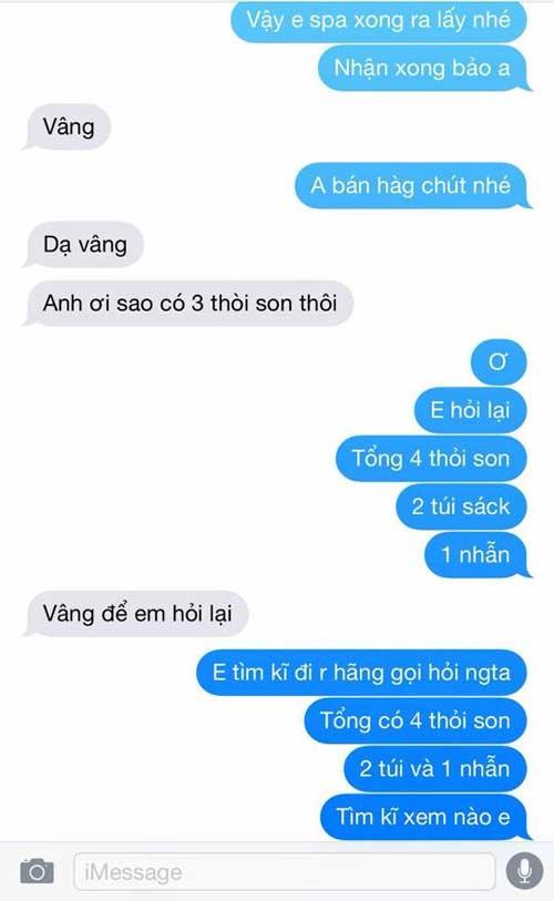 """xon xao cau chuyen co nang """"dao mo"""" nguoi yeu trang tron - 9"""