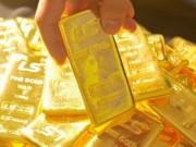 Mua sắm - Giá cả - Vàng tuột mốc 34 triệu đồng/lượng, dân tăng mua