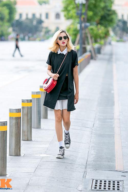 Stylist Pông Chuẩn chọn đồ độc - đẹp cho nữ sinh-5