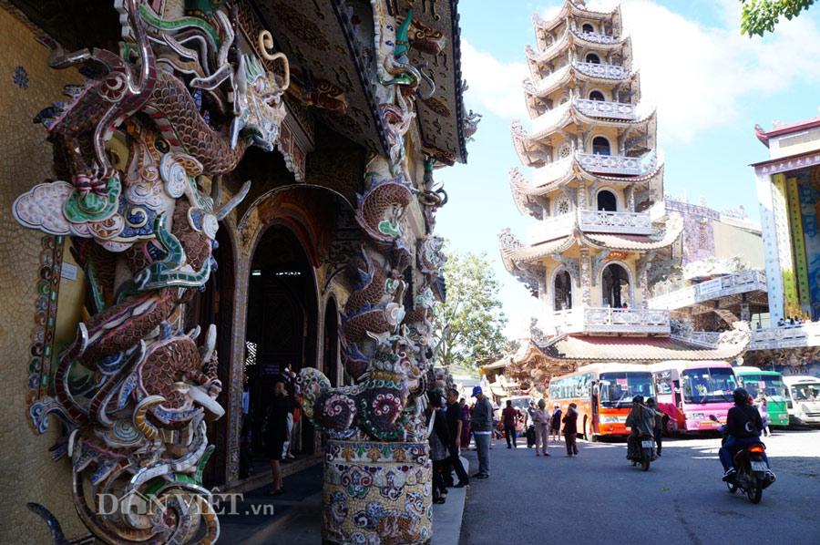 Ngôi chùa có kiến trúc lạ và độc đáo bậc nhất Việt Nam-2