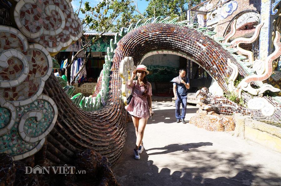 Ngôi chùa có kiến trúc lạ và độc đáo bậc nhất Việt Nam-5