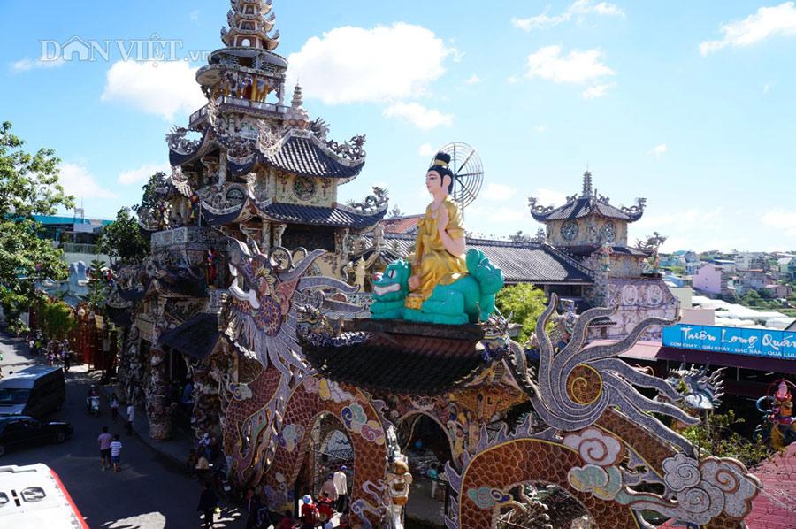 Ngôi chùa có kiến trúc lạ và độc đáo bậc nhất Việt Nam-18