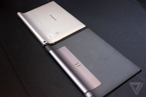 yoga tab 3 pro: tablet tich hop may chieu, am thanh dolby - 4