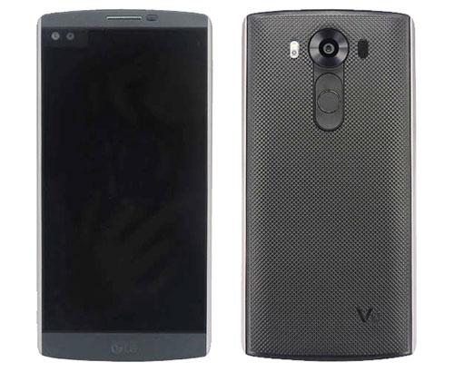 smartphone hai man hinh v10 cua lg bi ro ri - 1