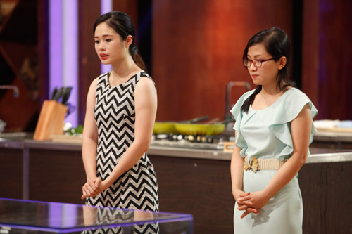 masterchef vn: christine ha va hoang khai bat dong y kien trong tap dau - 4