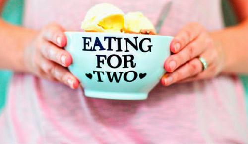Nguyên tắc ăn uống của những mẹ bầu thông minh-1