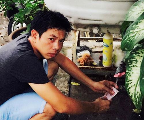 Chồng Đoan Trang chăm sóc con gái chu đáo-15