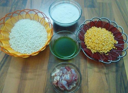 Xôi bọc lá dứa đậu xanh cho bữa sáng-1