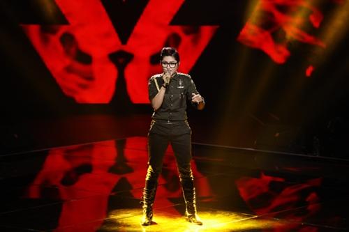 "the voice 2015: my tam, thu phuong thang tay loai ""at chu bai"" - 14"