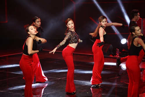 "the voice 2015: my tam, thu phuong thang tay loai ""at chu bai"" - 15"