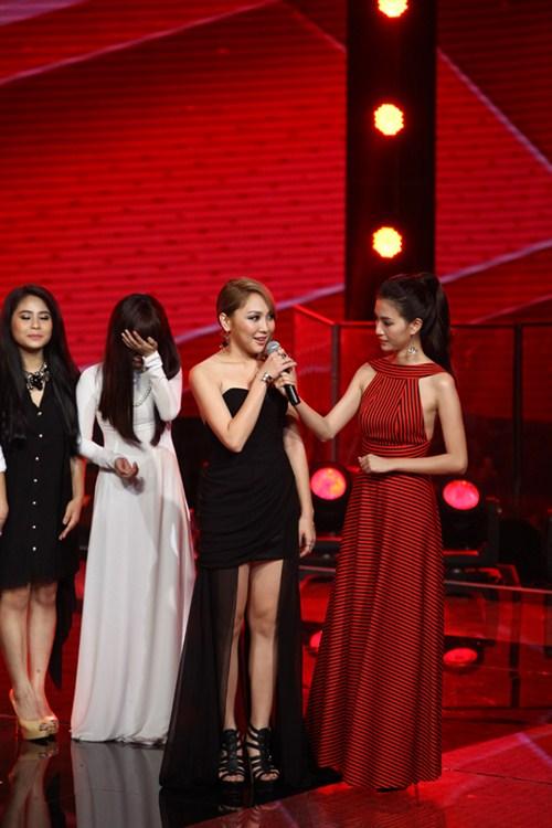 "the voice 2015: my tam, thu phuong thang tay loai ""at chu bai"" - 3"