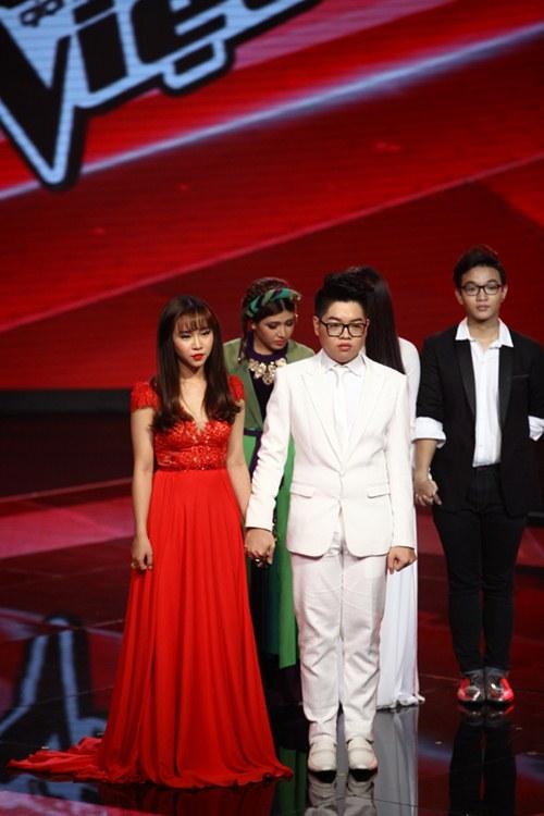 "the voice 2015: my tam, thu phuong thang tay loai ""at chu bai"" - 6"