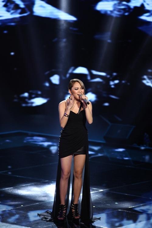 "the voice 2015: my tam, thu phuong thang tay loai ""at chu bai"" - 8"