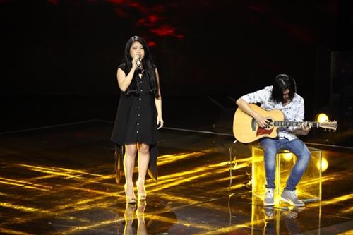 "the voice 2015: my tam, thu phuong thang tay loai ""at chu bai"" - 9"