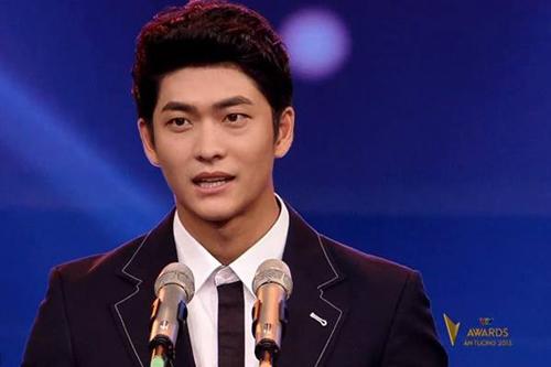 "my nam han ''vuot mat"" hong dang chien thang vtv awards - 2"
