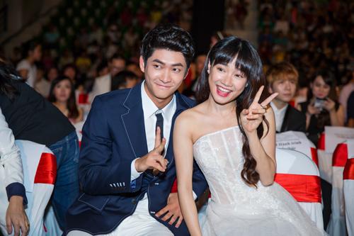 "my nam han ''vuot mat"" hong dang chien thang vtv awards - 6"