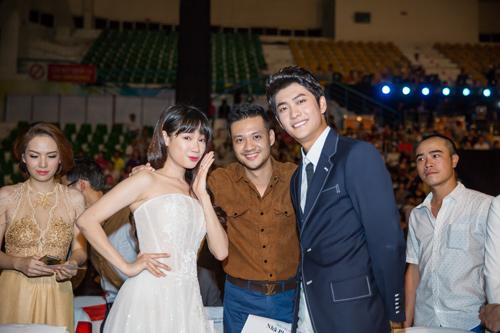 "my nam han ''vuot mat"" hong dang chien thang vtv awards - 8"