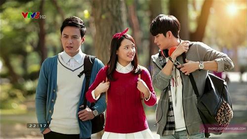 "my nam han ''vuot mat"" hong dang chien thang vtv awards - 4"