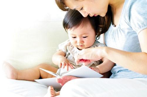 Bí quyết dạy bé dưới 1 tuổi sớm biết nói-1