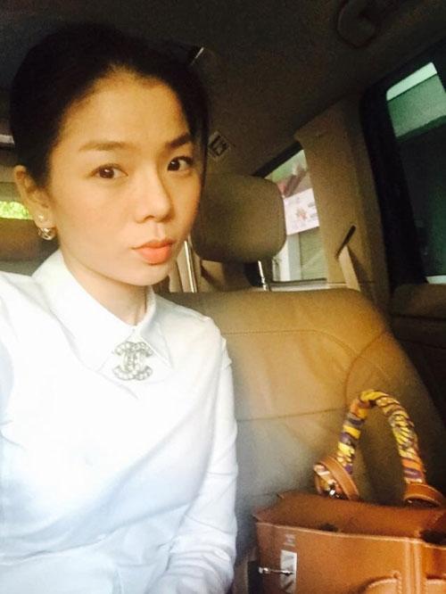 thu minh hanh phuc nhin chong cung nung con trai - 5