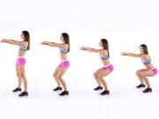 Làm đẹp - 4 bước giúp bạn squat đúng kỹ thuật, tránh chấn thương