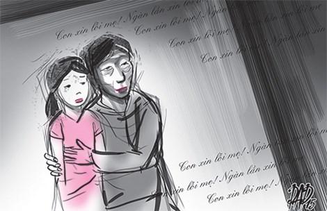 Lá thư con dâu xin lỗi mẹ chồng từ trong tù-1