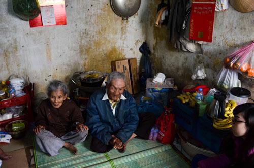 Đôi vợ chồng chung sống 65 năm không đám cưới vì nghèo-3