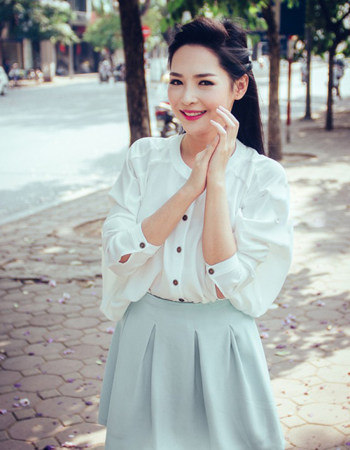 "hot girl tham my: ""sau chinh sua, cang phai cham soc ve dep"" - 11"