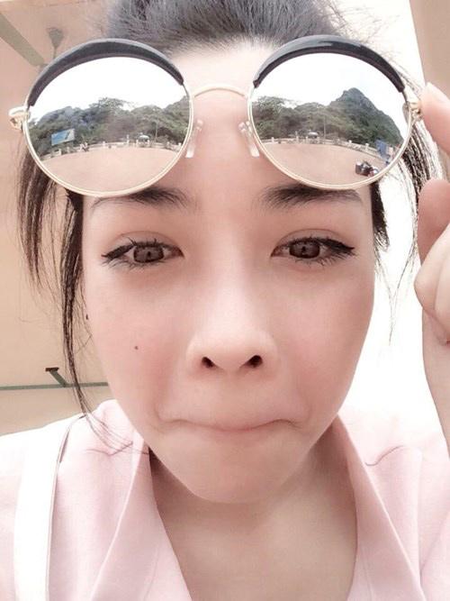 "hot girl tham my: ""sau chinh sua, cang phai cham soc ve dep"" - 14"