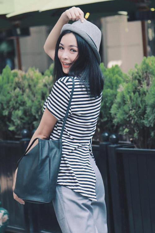 "hot girl tham my: ""sau chinh sua, cang phai cham soc ve dep"" - 9"