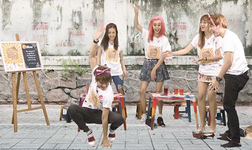 "hari won ""ep"" la thang gia gai - 5"