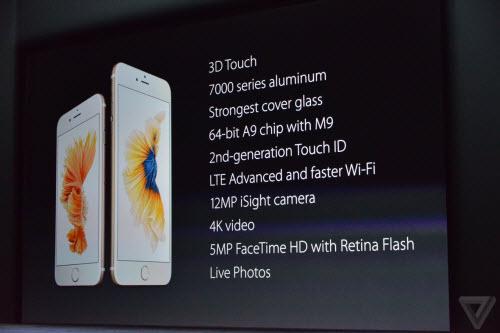 "iphone 6s va 6s plus trinh lang: camera ""xin"" hon, gia khong doi - 2"