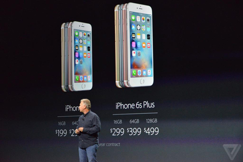 "iphone 6s va 6s plus trinh lang: camera ""xin"" hon, gia khong doi - 6"