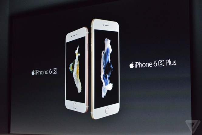 iphone 6s trinh lang voi man hinh force touch, gia tu 4 trieu dong - 1