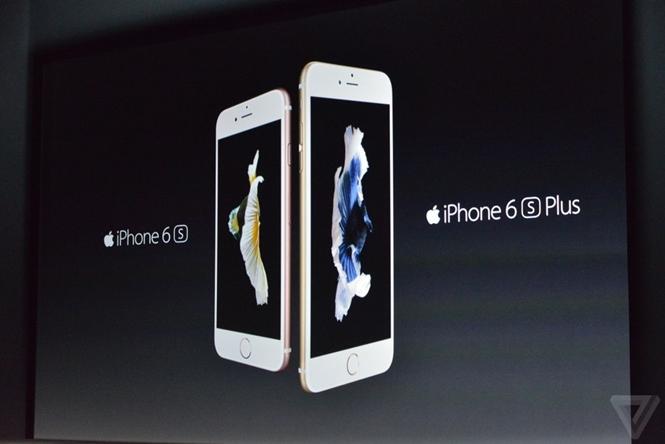 iphone 6s trinh lang voi man hinh force touch, gia tu 4 trieu dong - 4