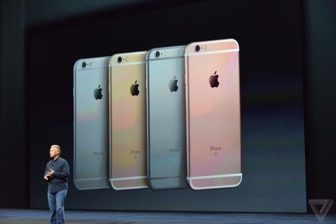 iphone 6s trinh lang voi man hinh force touch, gia tu 4 trieu dong - 5