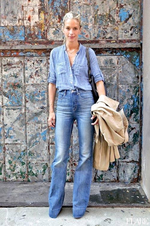 chon giay thu dong cho nhung mau jeans mot nhat - 11