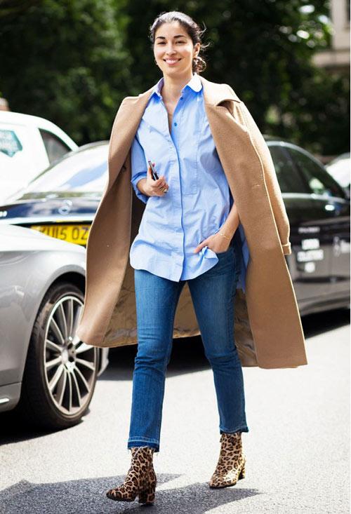 chon giay thu dong cho nhung mau jeans mot nhat - 2