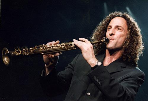 nghe si saxophone kenny g den viet nam - 1
