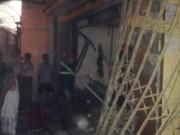 Tin trong nước - Vụ nổ làm 3 người thương vong: Giết người bằng mìn tự tạo