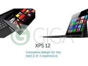 Góc Hitech - Sau Lenovo, Dell cũng nhái Surface của Microsoft