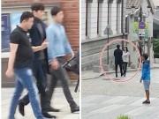 Người nổi tiếng - Kim Woo Bin - Shin Min Ah quấn quýt hậu công khai hẹn hò