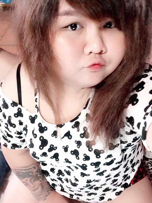 chuyen tinh dang ghen ti cua co gai 22 tuoi nang 100kg - 2