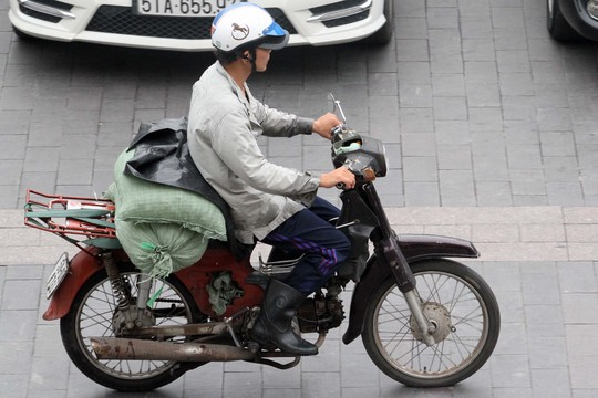 """nhung """"sieu xe ca tang"""" gay nao loan sai gon - 7"""
