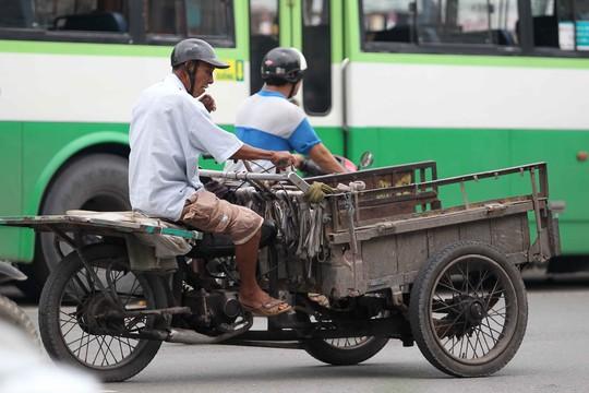 """nhung """"sieu xe ca tang"""" gay nao loan sai gon - 11"""