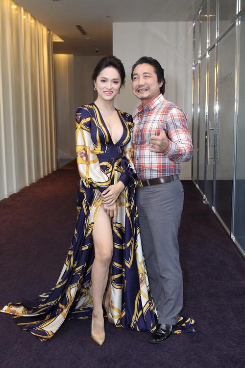 huong giang idol phu nhan tin don chia tay ban trai - 9