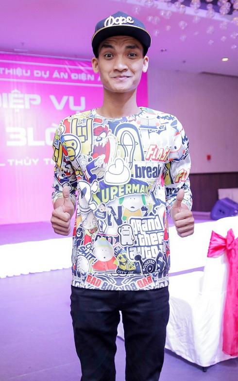 "cong vinh dong phim de ""chieu long"" thuy tien - 7"