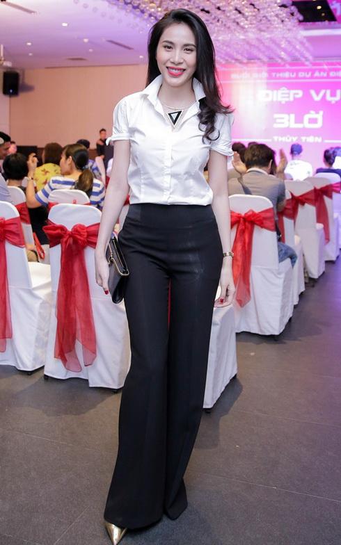 "cong vinh dong phim de ""chieu long"" thuy tien - 1"