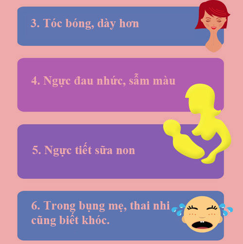 13 dieu dang ngac nhien ve me bau va thai nhi - 2