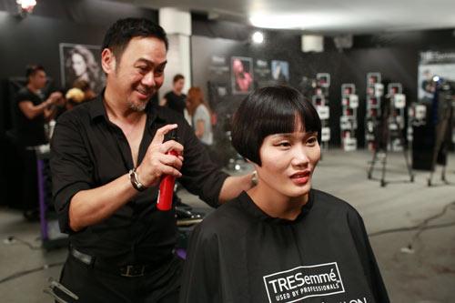 """next top model 2015: nguyen thi hop va dao thu """"dung"""" ca tinh - 5"""